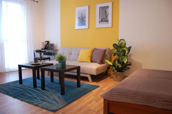 1-izbový byt na prenájom