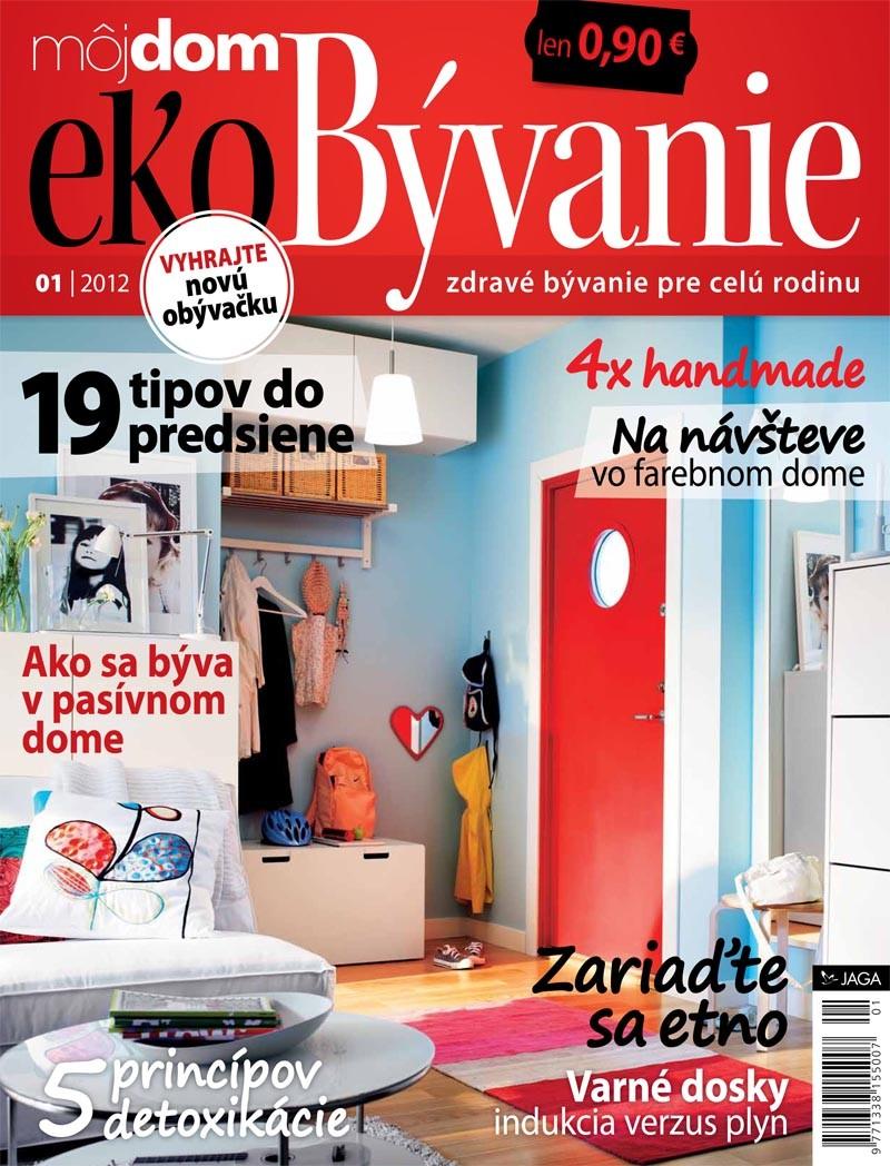 ekoBývanie 01/2012