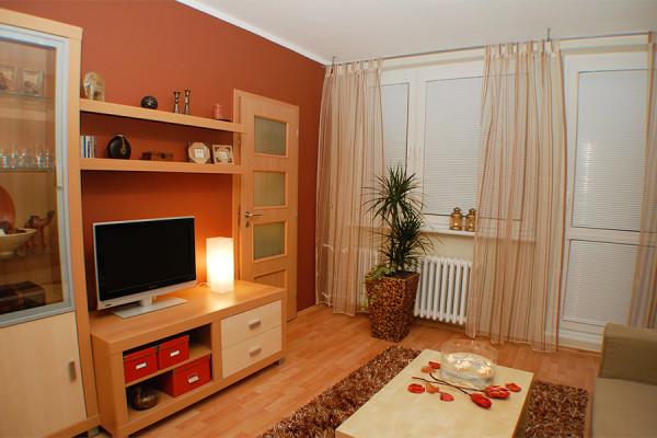 1-izbový byt na prechodné bývanie